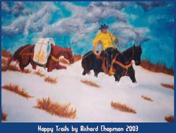 Happy Trails by Richard Chapman 2003